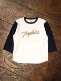 TROPHY CLOTHING  「Trophies BB Tee 」 セットイン7分袖ティーシャツ