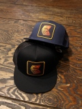 SOFTMACHINE   「PENTAGRAM CAP」   ワッペンメッシュキャップ