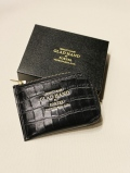 PORTER × GLAD HAND  「GH - BELONGINGS COIN CASE」  レザーコインケース