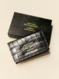PORTER × GLAD HAND  「GH - BELONGINGS CARD CASE」  レザーカードケース