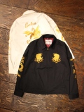 【NEW YEAR LIMITED ITEM !! 】 CALEE 「TWILL SOUVENIR JACKET」  スーベニアジャケット