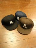 HIDEANDSEEK 「H&S Baseball CAP」 ベースボールキャップ
