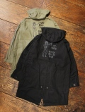 RADIALL   「PRIMO - SCOOTER COAT <PRINTED>」   モッズコート