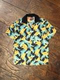 BONES & BOLTS  「 ABBE RIBKNIT COLLAR SHIRTS 」 アロハシャツ