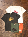 TROPHY CLOTHING  「Old Racer OD Tee」  ボリュームコットン ティーシャツ