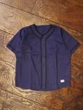 MASH UP  オリジナル  「 BASEBALL SHIRT 」 ベースボールシャツ