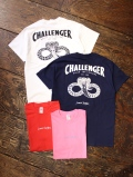 CHALLENGER  「LOVEFUL HEIGHTS TEE」 プリントティーシャツ