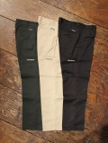 COOTIE   「 T/C Work Trousers 」  T/C ワークトラウザー