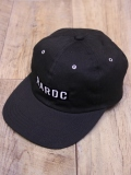 ROUGH AND RUGGED  「DESIGN CAP-01」  6パネルキャップ