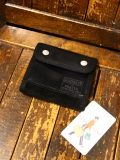 PORTER × GLAD HAND  「GH - FADE WALLET 〈SHORT〉」  ナイロンウォレット
