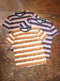 CALEE × DISNEY  「BORDER T-SHIRT」 ボーダーティーシャツ