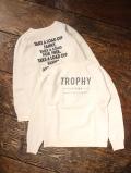 TROPHY CLOTHING  「Weight OD Crew Sweat」  クルーネックスウェット