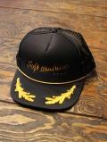 SOFTMACHINE   「BASES CAP」   メッシュキャップ
