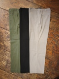 RADIALL    「ROAD SIDE - WIDE FIT TROUSERS」 トラウザーズ