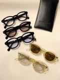 COOTIE   「 Raza Glasses 」 ウェリントンタイプグラッシーズ