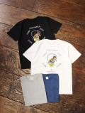 RADIALL  「ATOMIC LADY - CREW NECK POCKET T-SHIRT」 ポケットティーシャツ