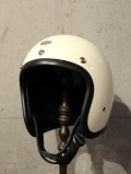 OCEAN BEETLE   『500TX-2 〈WHITE〉』  ジェットヘルメット