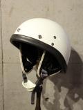 OCEAN BEETLE   『PTR 〈WHITE〉』  ハーフヘルメット