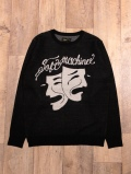 SOFTMACHINE  「TWO FACE SWEATER」  クルーネックセーター