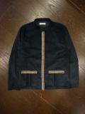 RADIALL  「 MONK STAND COLLARED SHIRT L/S」 スタンドカラー シャツジャケット
