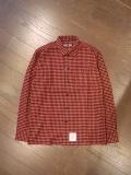 SOFTMACHINE 「SOUTHGATE SHIRTS」 シェパードチェックシャツ
