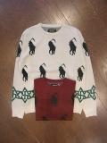 SOFTMACHINE 「DISHONOUR SWEATER」 クルーネックセーター