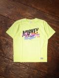 SAINTPAIN × Disney  「MICKEY-KID TEE SS 」 プリントティーシャツ