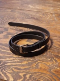 ANTIDOTE BUYERS CLUB by Cootie Productions   「Narrow Harness Leather Belt」 ナローハーネスレザーベルト