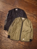 GANGSTERVILLE   「RAZORGANG -QUILTED JKT」  キルティングジャケット
