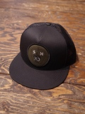 SOFTMACHINE   「TEMPTATION CAP」   ワッペンメッシュキャップ