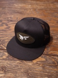 SOFTMACHINE   「EAGLE CAP」   ワッペンメッシュキャップ