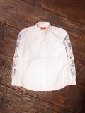 SOFTMACHINE  「FTW SHIRTS」 ボタンダウンシャツ
