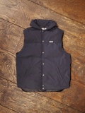 COOTIE  「Oversized Down Vest」  ダウンベスト