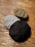 RADIALL   「FLEETLINE 8 PANEL BERET」  ベレー帽