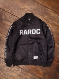 【NEW YEAR LIMITED ITEM !! 】 ROUGH AND RUGGED    「RARDC × STARTER」  アワードジャケット