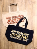 SOFTMACHINE  「SM JOURNAL TOTE BAG」 トートバッグ