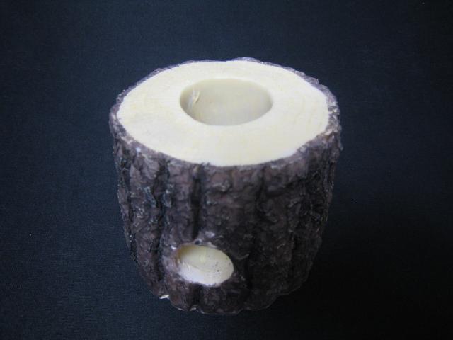 洞付き人工素材エサ皿 ワイド18g・30g兼用 1個