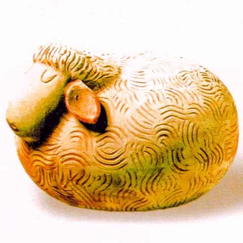 羊の母さん