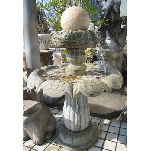 噴水 壁泉 天然石 水晶 風水 水 水音 ガーデニング 英国ガーデン