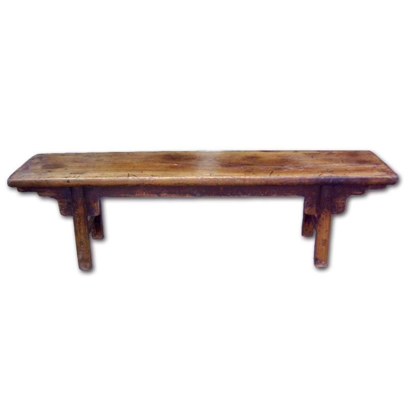 古木 長椅子