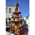 天然大理石彫刻 海神大噴水1