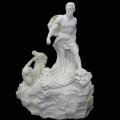 天然大理石彫刻 トレビの泉像 【商品番号:m-0028】