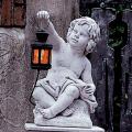イタリア製庭園灯・外灯 トレドTOLEDO(ランプ付) 【※商品番号:m-la0924-1】