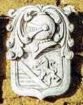 紋章レリーフ