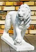 ドッカーレ宮のライオン