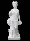 大理石 彫刻 乙女 ビーナス
