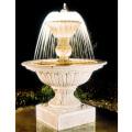 イタリア製噴水 フォンディFONDI(循環ポンプ付) 噴水でお庭を演出 【※商品番号:m-ff1020】