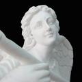 笛を吹く天使
