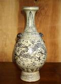 景徳鎮 花瓶 壺