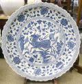 景徳鎮 飾り皿